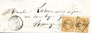 lettre 1869