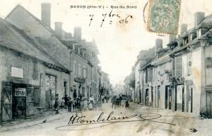 rue du nord centre