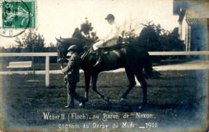 cheval Weber II