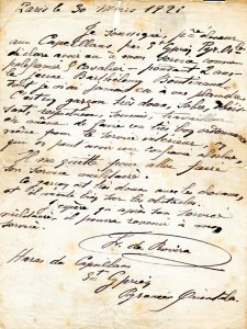 B. Boutinaud lettre de recommandation