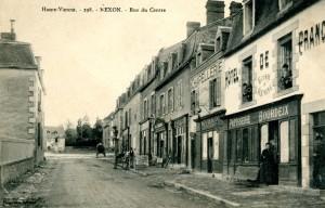 Nexon rue du centre