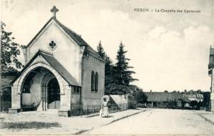 chapelle garennes