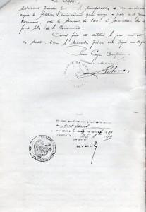 deliberation 5 octobre 1918 monument US 2