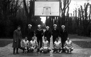 match de basket a Royan