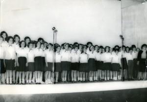 chorale Anne Marie 1960