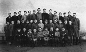 cours elementaire 1957 Alain professeur M Thoumieux
