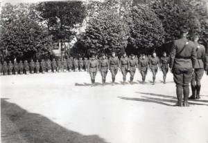 ceremonie place de la mairie