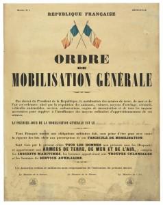 mobilisation 1939