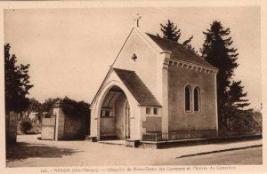 chapelle sepia 127 La cigogne