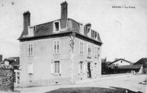 la poste 1915