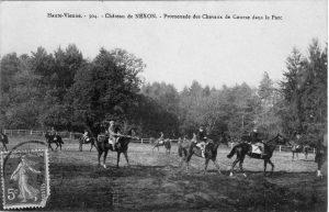promenade des chevaux 304 legende 1 ligne