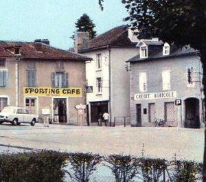 sporting café