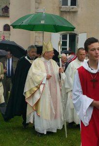 Mgr kalist et la lieutenance de saint lazare
