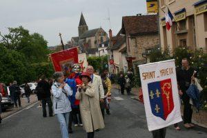 saint Yrieix devant la poste (Capteur87)