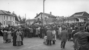1er avril 1978 la foule