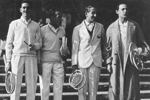 tennis-brugnon-cochet-lacoste-et-borotra